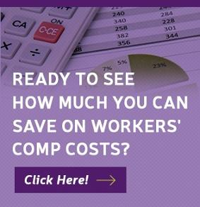 How much can you save on Workers' Comp costs